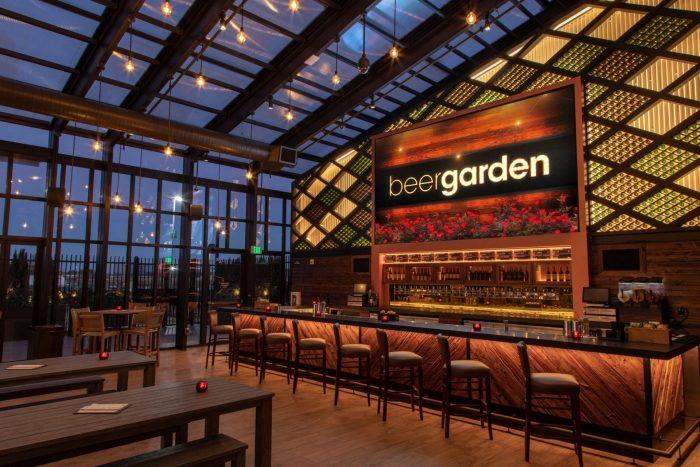 Parx Beer Garden